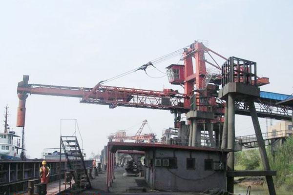 Stationary Shiploader