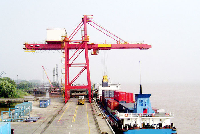 Container Terminal Engineering